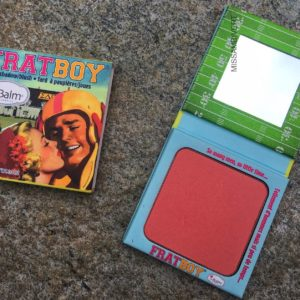 TheBalm FratBoy Blush/Shadow Review