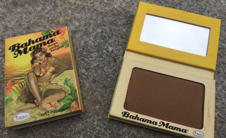 The Balm Bahama Mama Bronzer Review