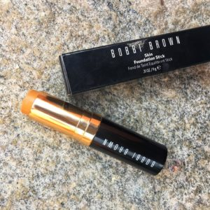 Bobbi Brown foundation Stick Review and Swatches(4.25 Natural Tan)