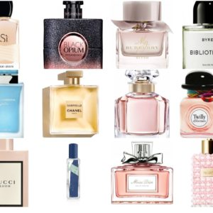 Best of Woman Perfumes 2017
