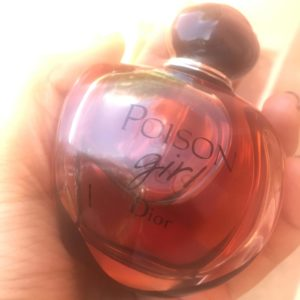 Poison girl eau de Parfum Review
