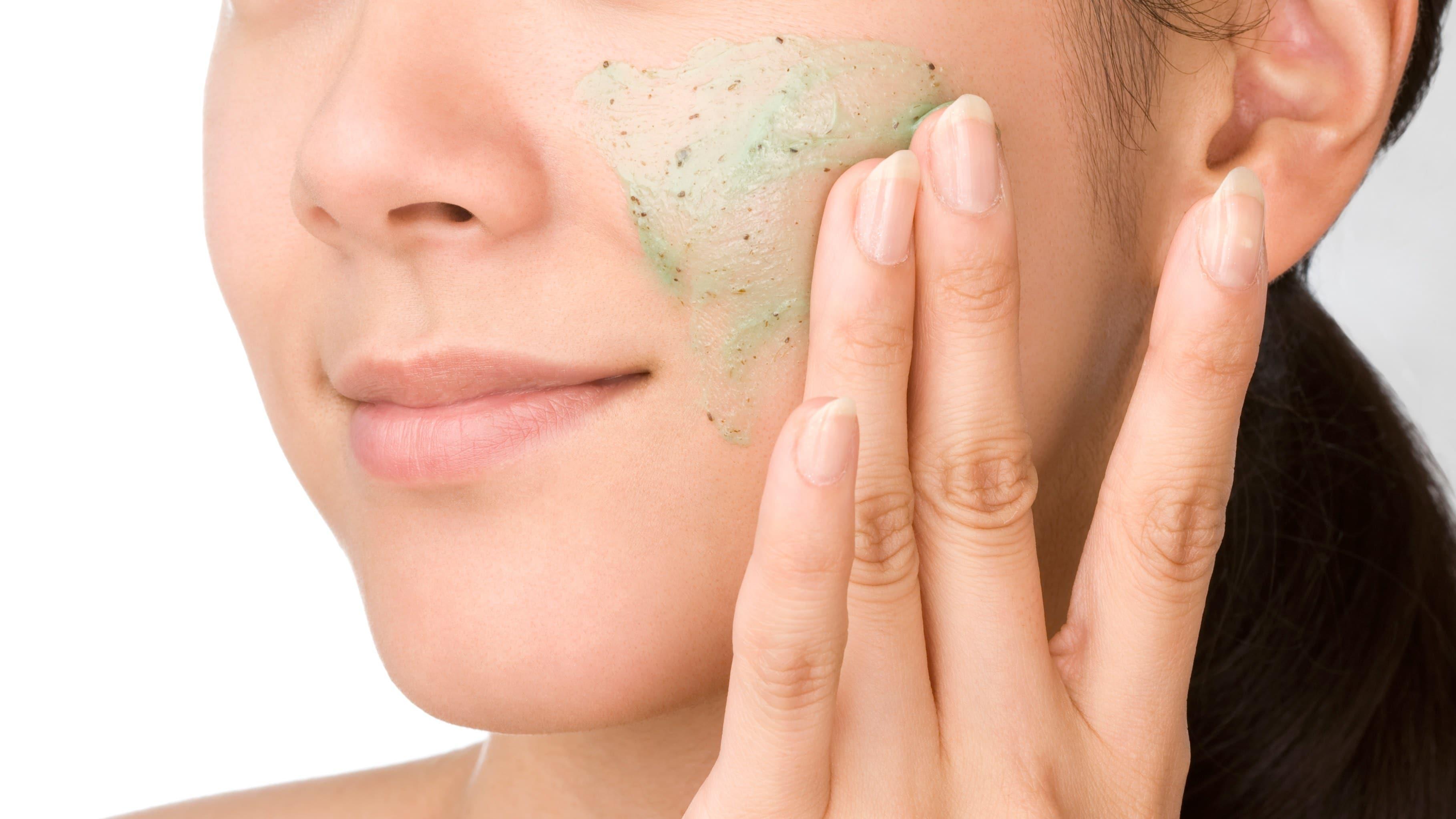 Image result for exfoliation indian skin