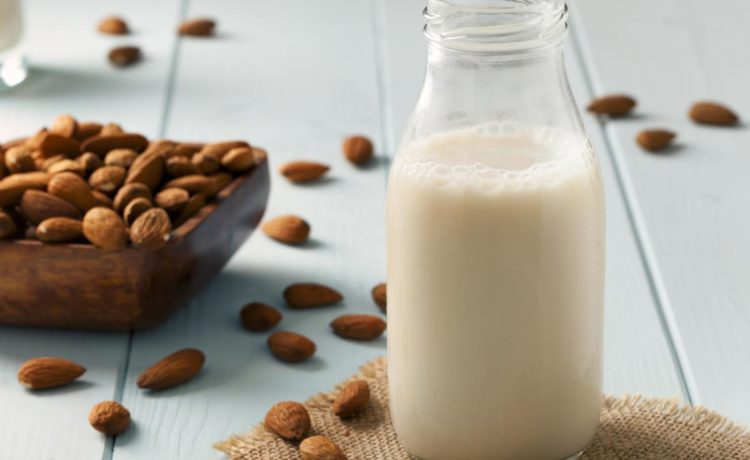 Almond Milk - How To and Its Health Benefits