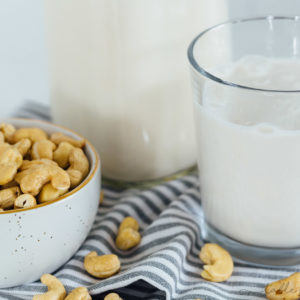 Cashew Milk - How To Make And Its Health Benefits